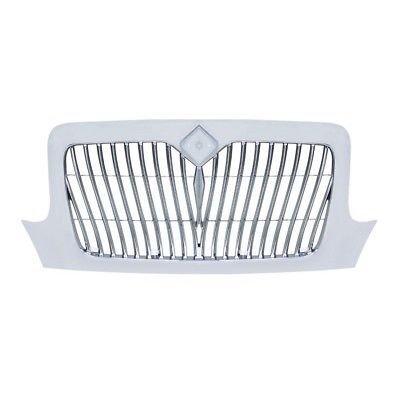 Curved Grille - Chrome for International 4200 4300 4400 8300 Durastar