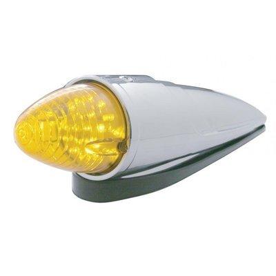 19 LED Beehive Grakon 1000 Cab Light Kit - Amber LED/Amber Lens