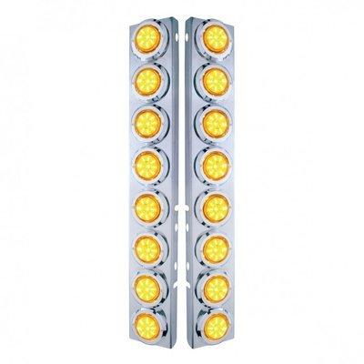 Peterbilt Air Cleaner Bracket 9 LED 2