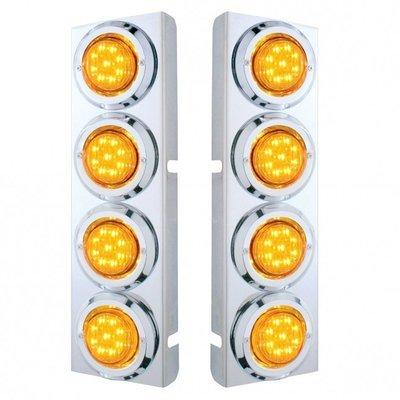 Front Air Cleaner LED Light Panels for Peterbilt