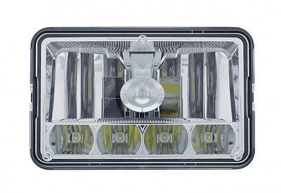 5 High Power LED Crystal Headlight Bulb, 4