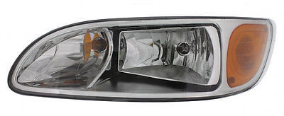 Headlight - Driver Side for Peterbilt 386/387 2008 and Newer