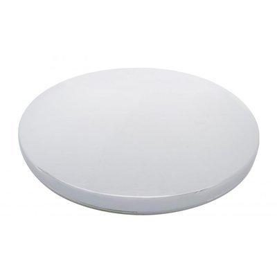 Chrome Single Hub Design Axle Cover Cap Only