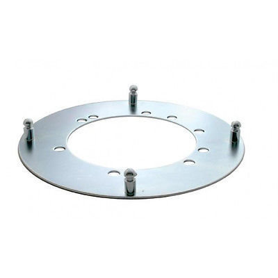 Trailer Hub Cap Bracket for 8