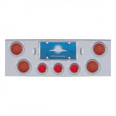 Rear Center Panel Reflector Lights & 1/2