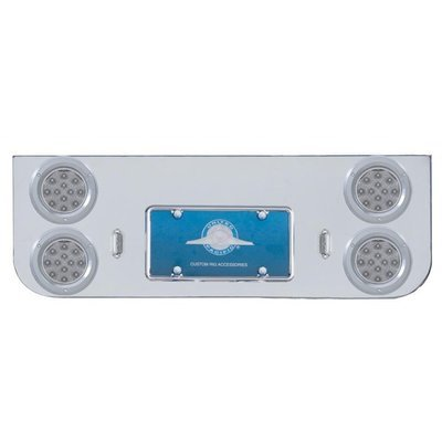 Rear Center Panel w/ Four 12 LED 4