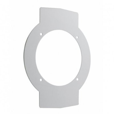Stainless Gearshift Plate