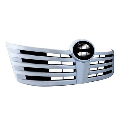Hino 238 Truck Grill, Chrome - with Logo Cutout