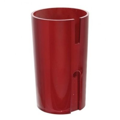 Lower Gearshift Knob Cover - Candy Red