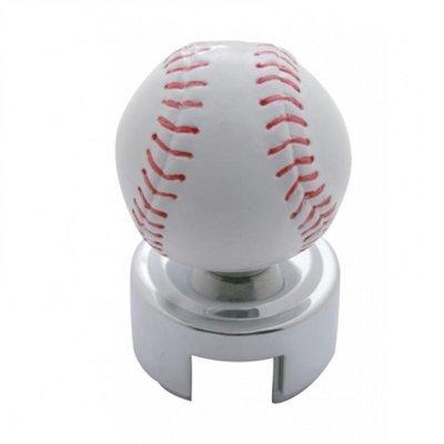Baseball 13/15/18 Speed Gearshift Knob w/ Adapter
