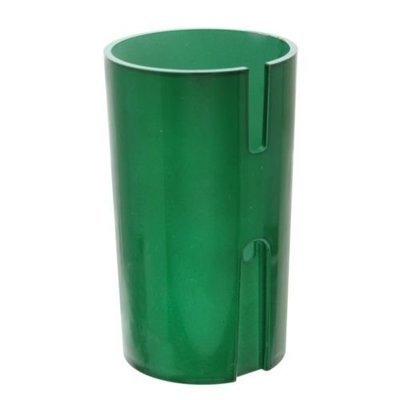 Lower Gearshift Knob Cover - Emerald Green