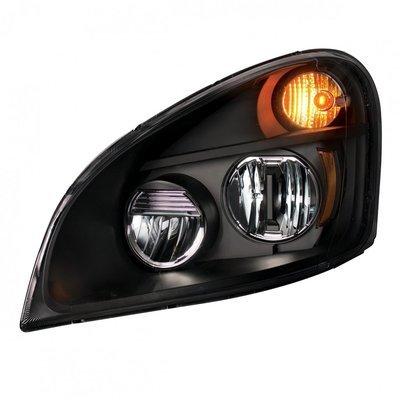 LED Blackout Headlight - Driver Side for 2008-2016 Freightliner Cascadia