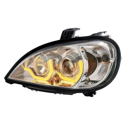 Projection Headlight for Freightliner Columbia Driver Side