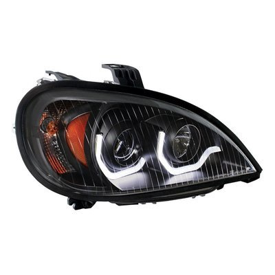 Projection Headlight, Blackout - Passenger Side for Freightliner Columbia 1996+