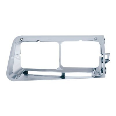 Headlight Bezel w/ LED Cutout - Driver for Freightliner FLD