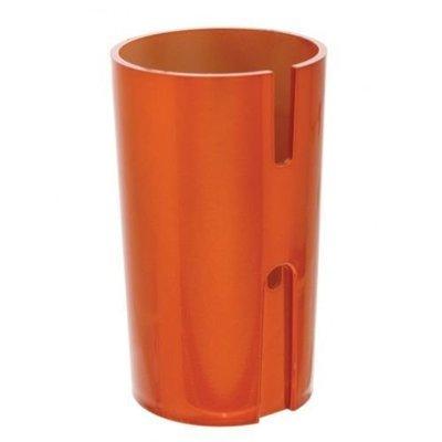 Lower Gearshift Knob Cover - Cadmium Orange