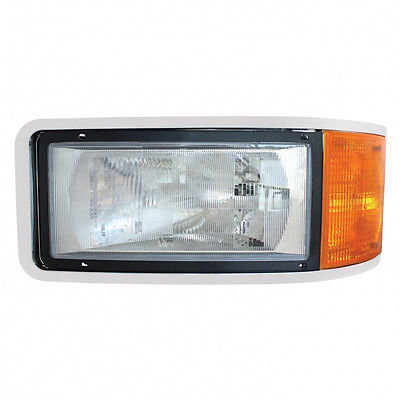 Headlight Assembly - Driver Side for Mack CH600, CL600, CL700