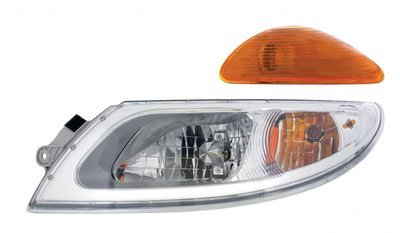 Headlight Assembly - Driver Side for International DuraStar 2003 and Newer