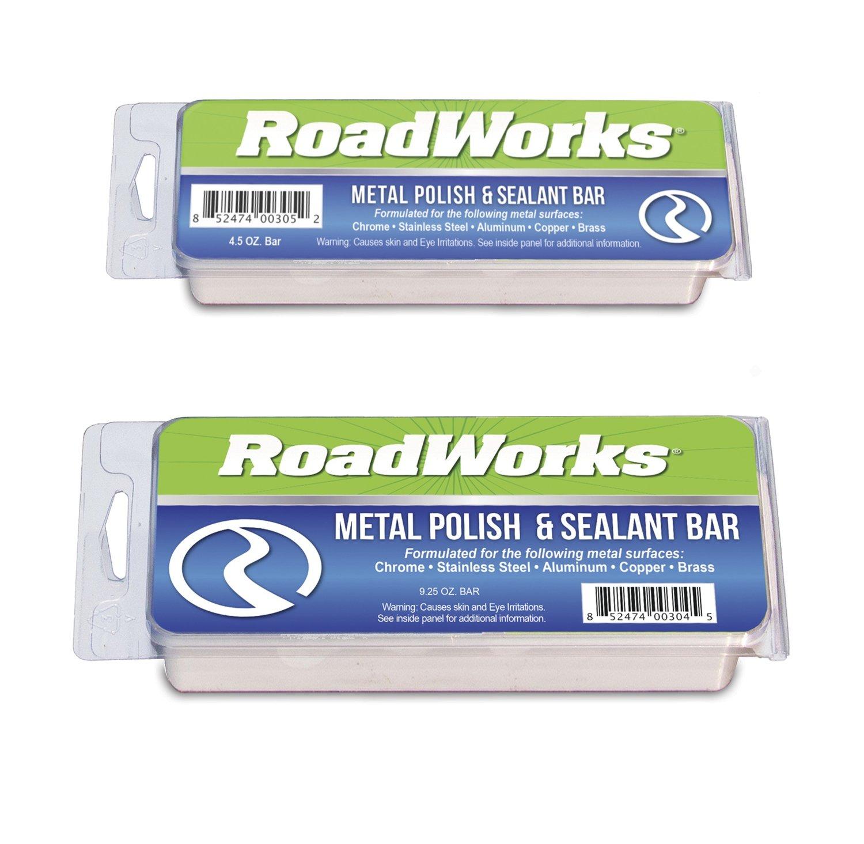 Roadworks Polish & Sealant Bar