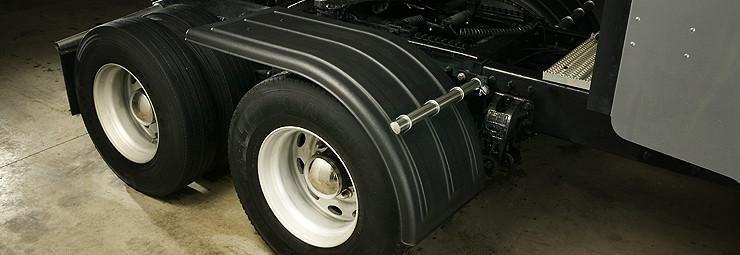 Minimizer Poly Half Fenders