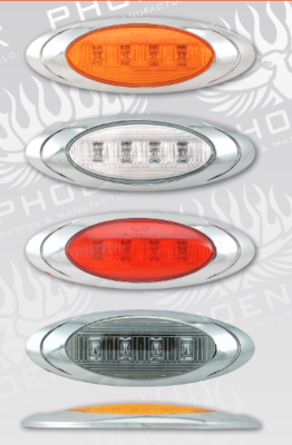 LED Marker Light P1