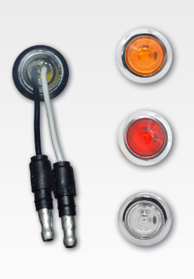 LED Button Light