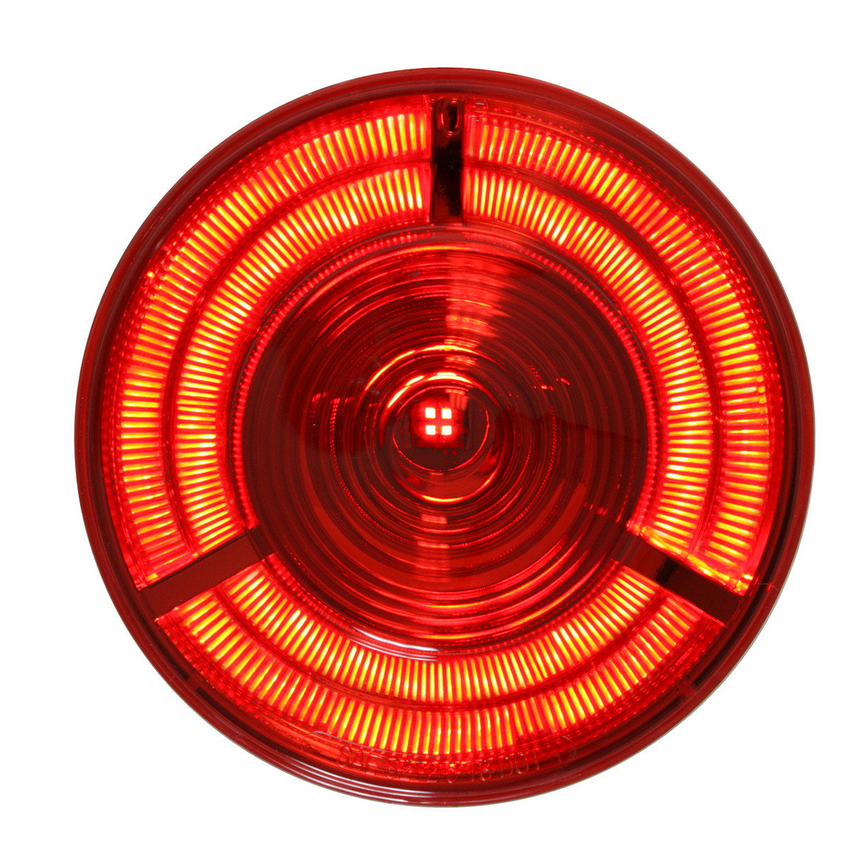 4 Inch Round LED Prime Stop, Turn & Tail Sealed Light
