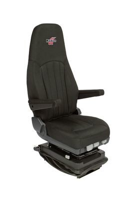 Minimizer Long Haul Series Premium Cloth Seat with Heat and Cool Climate