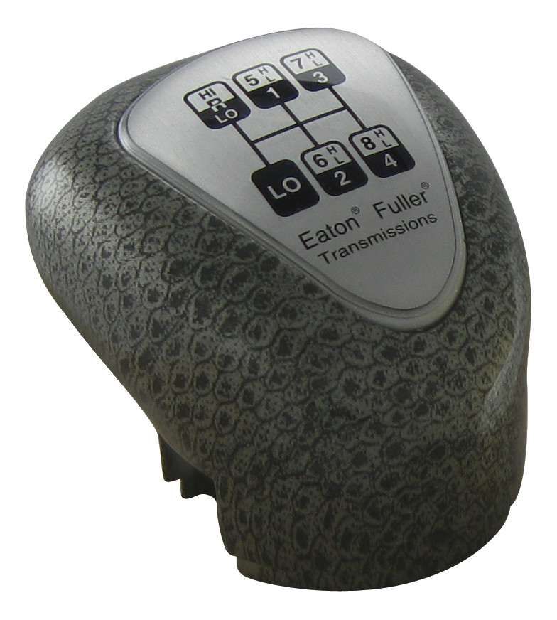 Snake Skin Gray Shift Knob 13/18 Speed