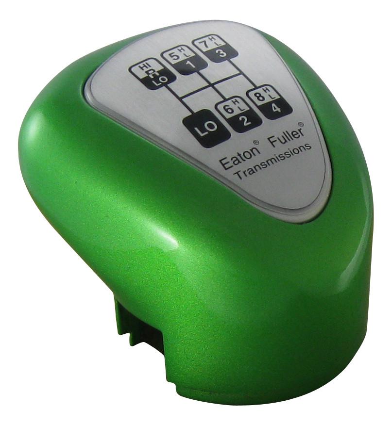 Green Shift Knob 13/18 Speed