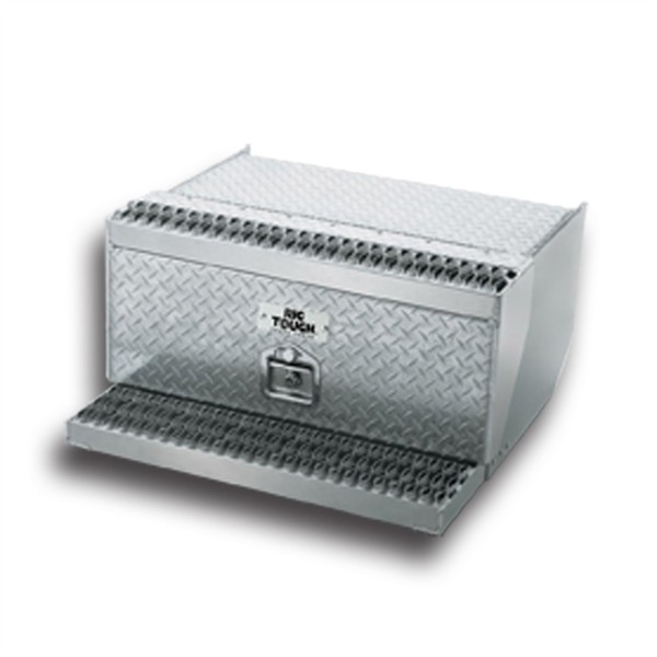 Grated Aluminum Tool Box 15