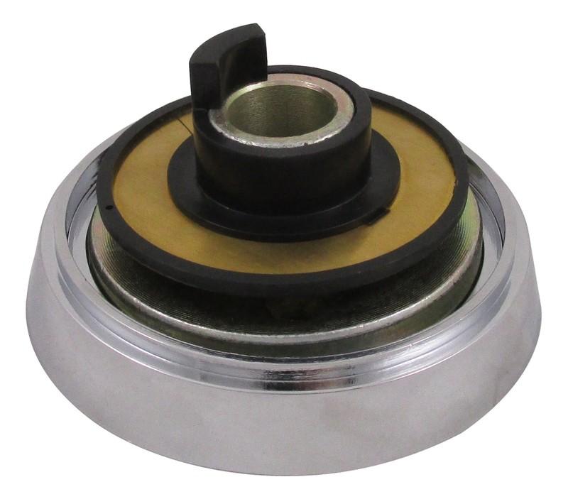 Economy Chrome Steering Wheel Hub Kit 3 Hole for Kenworth/Peterbilt
