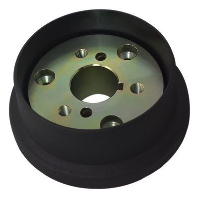 Black Economy Steering Wheel 3-Hole Hub for Freightliner and Kenworth PRE 1976