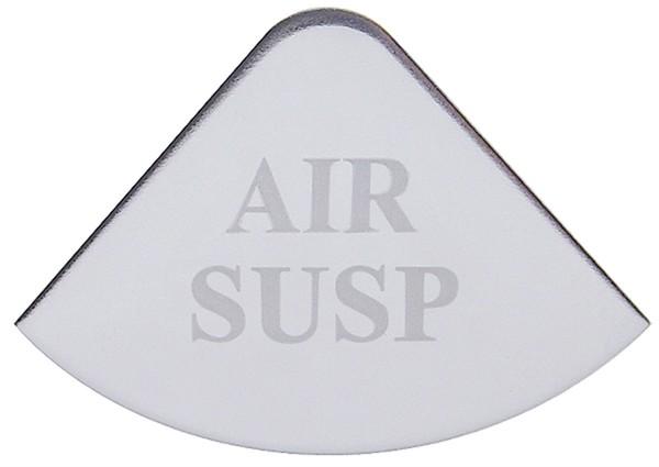 Freightliner Gauge Plate Emblem - Air Suspension