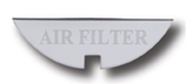 Freightliner Gauge Plate Emblem - Air Filter