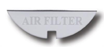 Gauge Plate Emblem - Air Filter for Freightliner