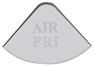Gauge Plate Emblem - Air PRI for Freightliner
