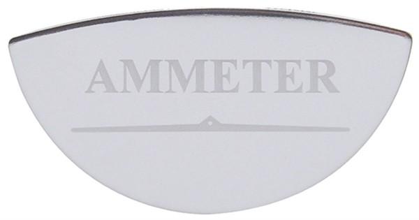 Freightliner Gauge Plate Emblem - Ampmeter