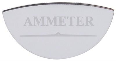 Gauge Plate Emblem - Ampmeter for Freightliner