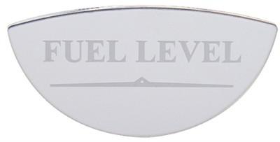 Gauge Plate Emblem - Fuel Level for Freightliner