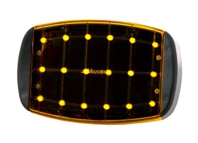 18 LED Emergency Flasher Light in Amber or Red