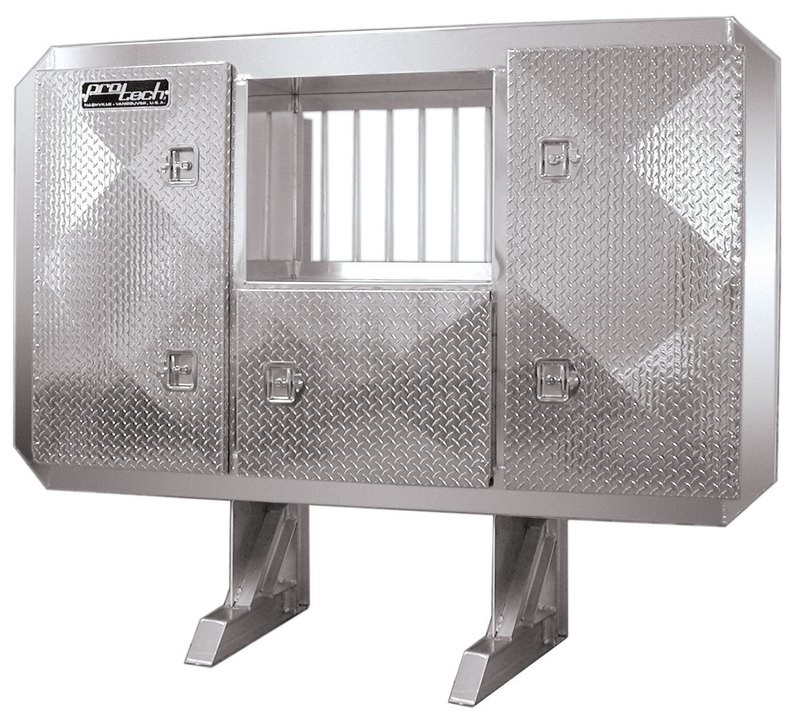 Enclosed Cab Rack with Window