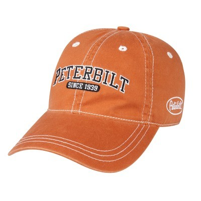 Peterbilt Collegiate Cap Burnt Orange