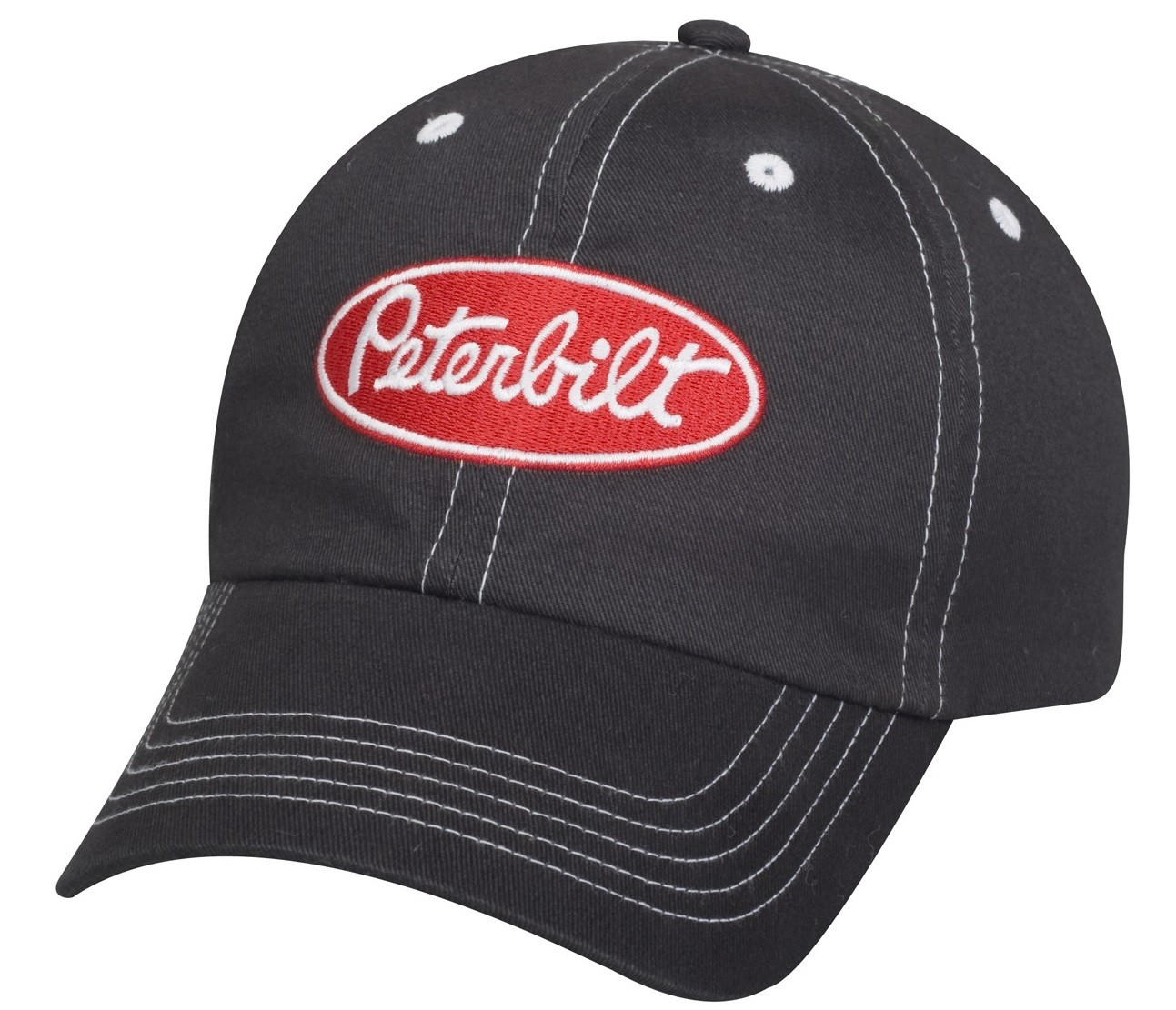 Peterbilt Value Unstructured Twill Cap