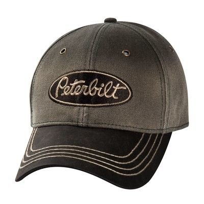Peterbilt Washed Canvas Cap