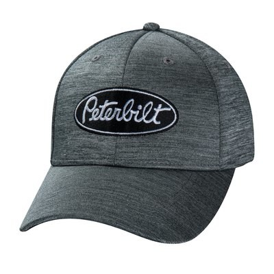 Peterbilt Chambray Fitted Cap