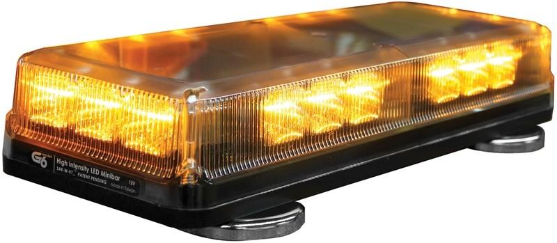 Phoenix USA Rectangular Mini LED Light Bar