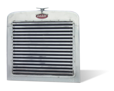 Grille with 16 Horizontal Bars for Peterbilt 359