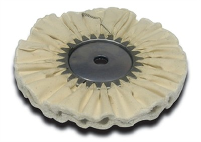 Airway Buffing Wheel White Airway Untreated 10 Inch