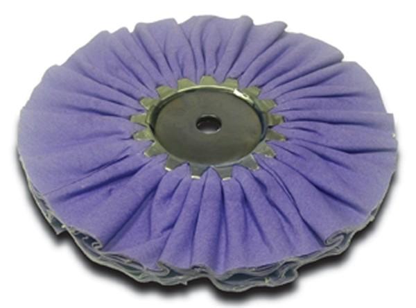 Airway Buffing Wheel Purple Lea Airway Cotton Mill Treat 8